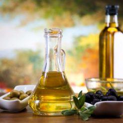 Масло подсолнечное / оливковое